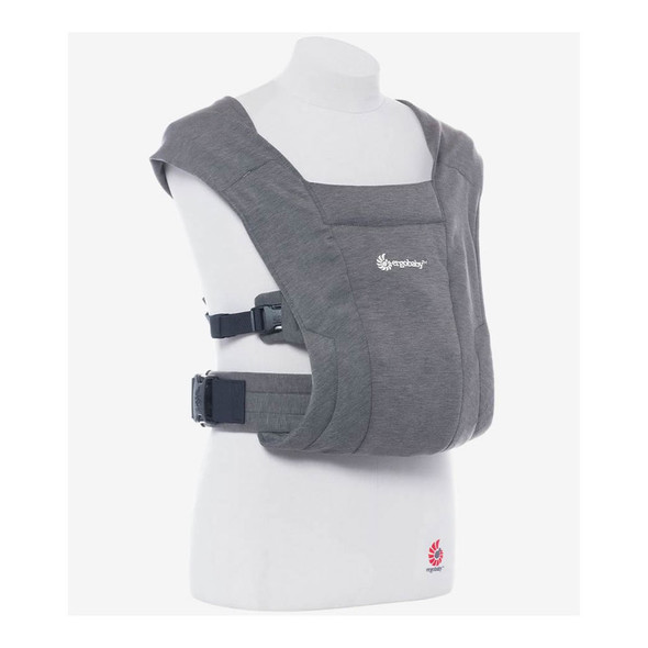 Ergobaby Embrace Newborn Carrier in Heather Grey
