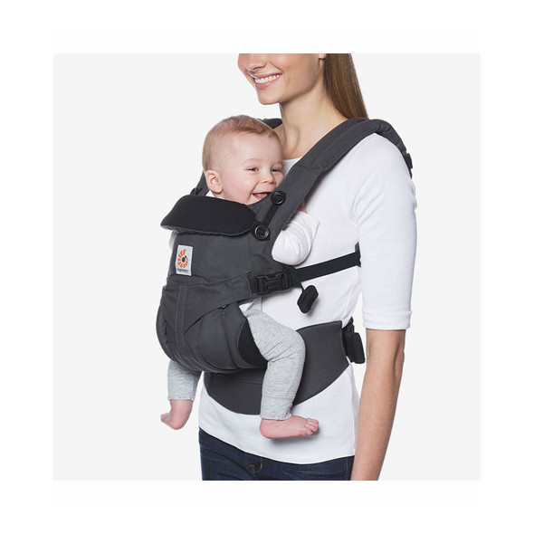 Ergobaby Omni 360 All-In-One Carrier in Charcoal