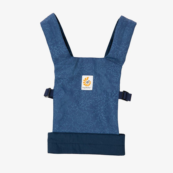 Ergobaby Doll Carrier in Blue Blooms