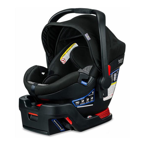 Britax B-Safe Ultra Infant Car Seat in StayClean GrayAvailable To Ship: 4/27/2020