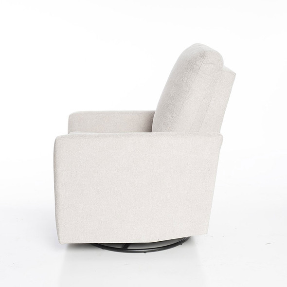 Oilo Drew Glider in Velvet Ivory