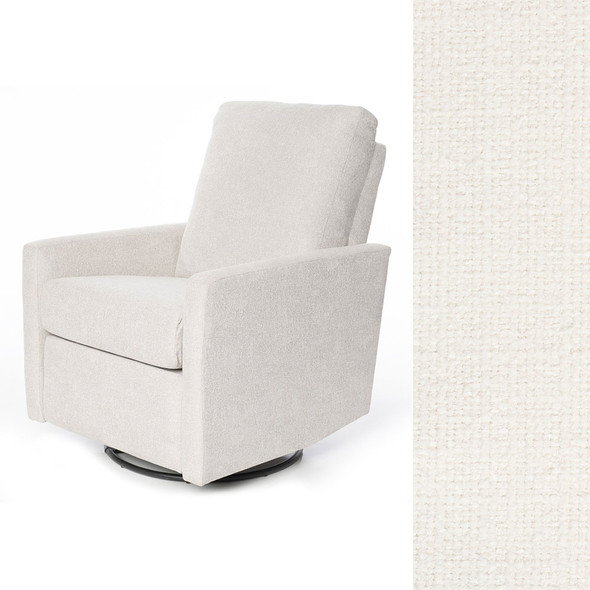 Oilo Drew Recliner in HP Ivory
