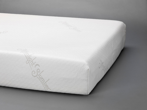 Moonlight Slumber Premium Cotton MLS Twin Mattress Pad