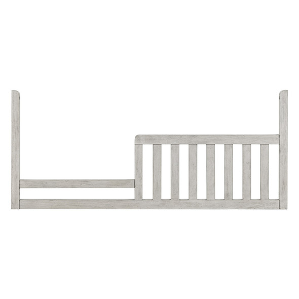 Westwood Timber Ridge Collection Toddler Guard Rail in Weathered White and Sierra