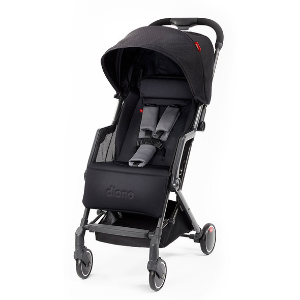 Diono Traverze 2 2020 Compact Strollers in Black