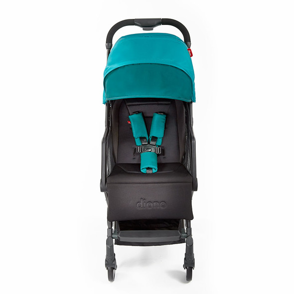 Diono Traverze 2 Compact Strollers in Teal