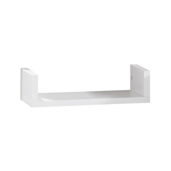 Natart Urban/Metro Shelf for Twin Bed in White