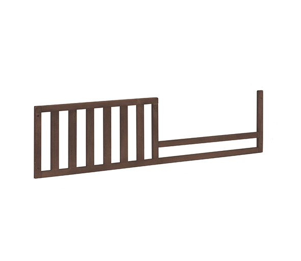 Sorelle 136 Toddler Rail in Chocolate