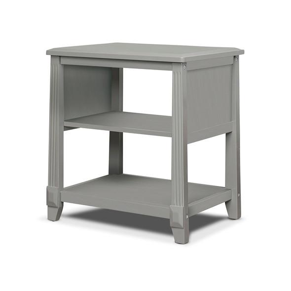 Sorelle Berkley Nightstand in Weathered Gray