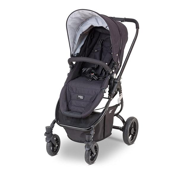 Valco Snap Ultra Trend Reversible Seat Stroller in Black