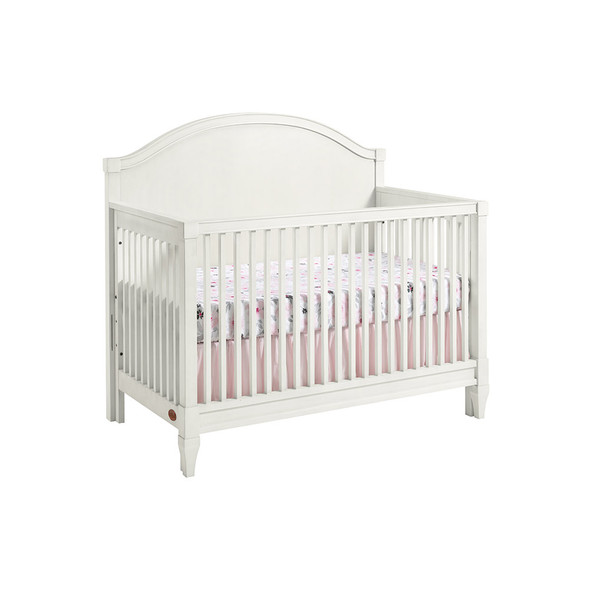 Oxford Baby Elizabeth 4 In 1 Convertible Crib in Vintage White