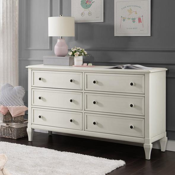 Oxford Baby Elizabeth 6Dr. Dresser in Vintage White