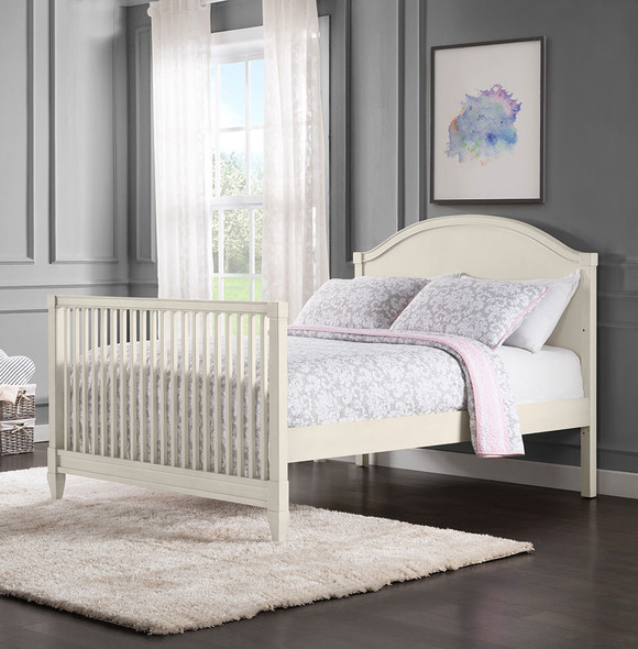Oxford Baby Elizabeth Full Bed Conversion Kit In Vintage White