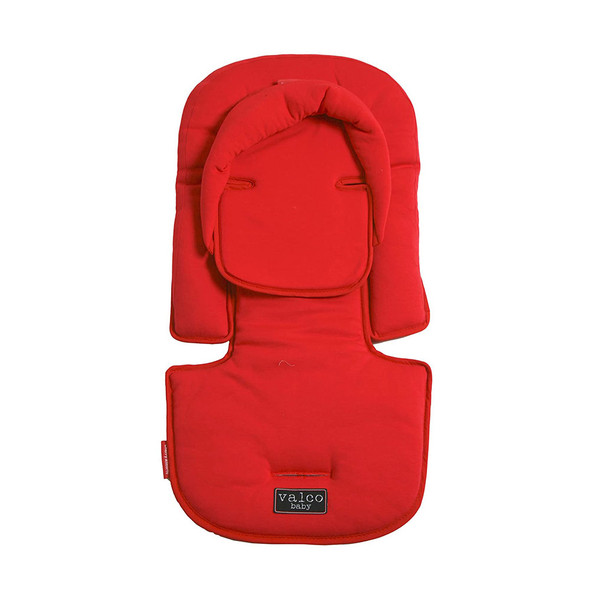 Valco All Sorts Seat Pad In Cherry Red