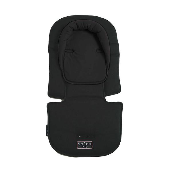 Valco All Sorts Seat Pad In Licorice Black