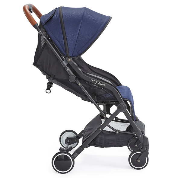 Kolcraft Contours Bitsey Elite Stroller in Sapphire Blue