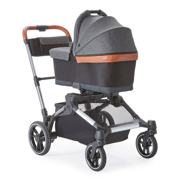 Kolcraft Contours Element Carrycot/Bassinet Accessory in Storm Grey