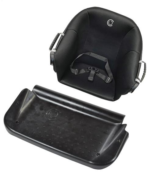 Kolcraft Contours Sit & Boogie (Compatible with Contours Curve Tandems -  ZT013 & ZT020) in Black