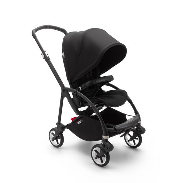 Bugaboo Bee6 Complete Stroller in Black/Black-Black