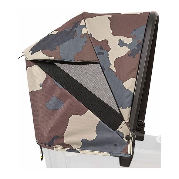Veer Custom Retractable Canopy in Camo
