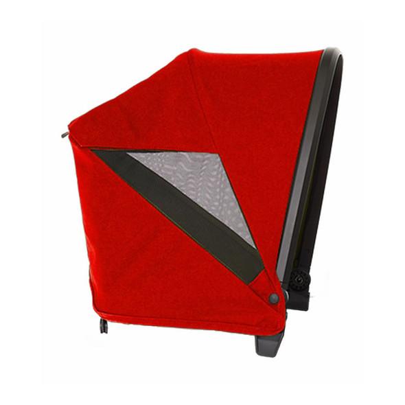 Veer Custom Retractable Canopy in Pele Red