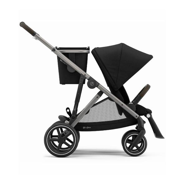 Cybex Gazelle S Stroller - Deep Black