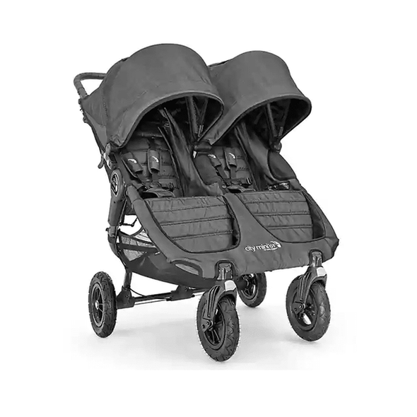 Baby Jogger City Mini GT Double in Charcoal