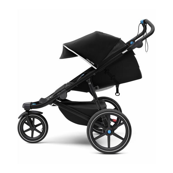 Thule Urban Glide 2 Stroller in Black/Black Frame
