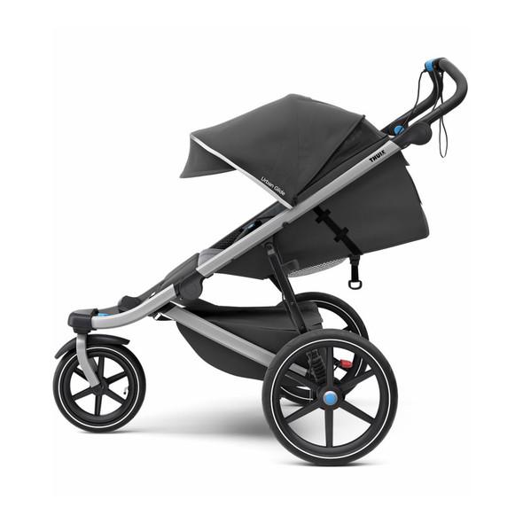 Thule Urban Glide 2 Stroller in Dark Shadow/Silver Frame