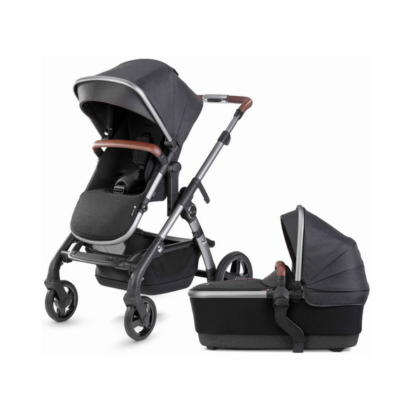Silver Cross Wave 2 Stroller  Charcoal