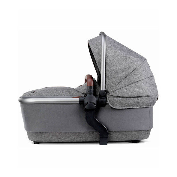 Silver Cross Wave 2 Bassinet - Zinc