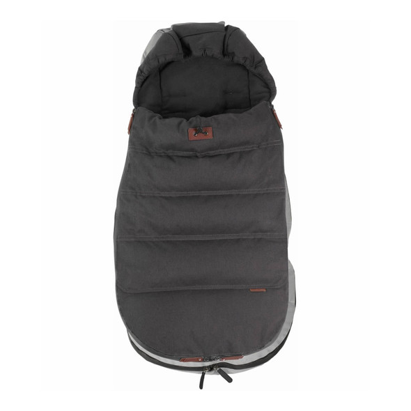 Silver Cross Wave 2 Footmuff - Charcoal