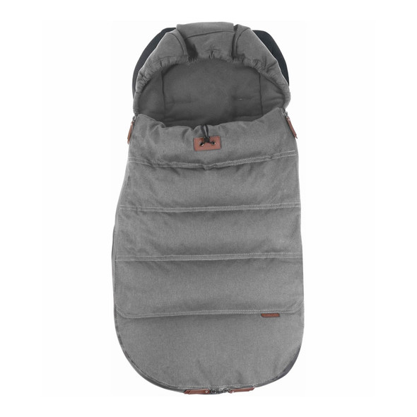 Silver Cross Wave 2 Footmuff - Zinc
