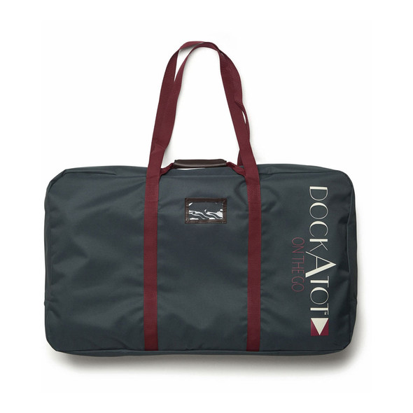 Dock A Tot Deluxe Transport Bag - Midnight Teal