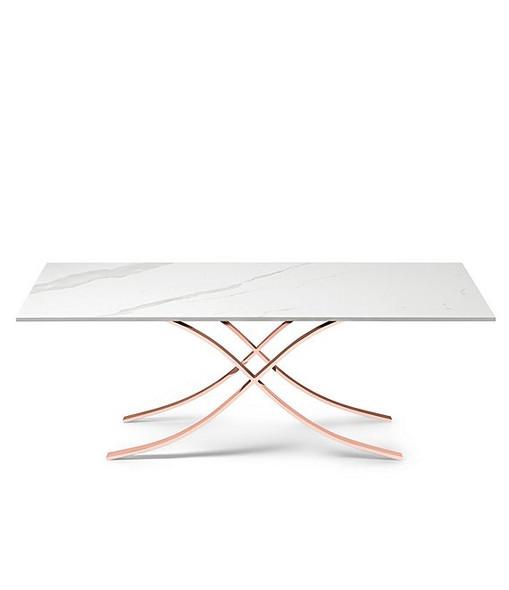 Aristot Rectangle Table Top - Carrara