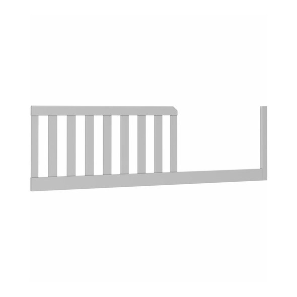 Dadada Toddler Bed Rail For 3 In 1 in Light Gray