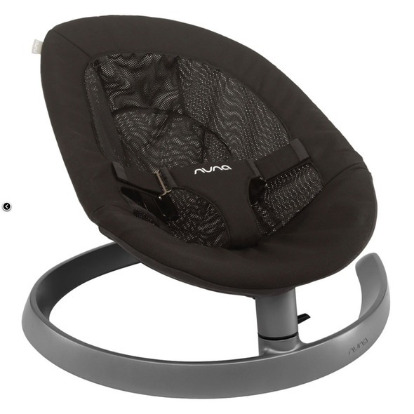 Nuna Leaf Baby Lounger Chair In Dusk