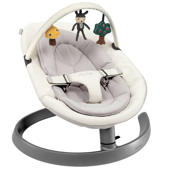 Nuna Leaf Baby Lounger Chair In Birch
