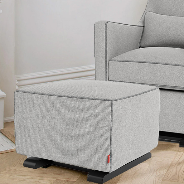Monte Luca Ottoman with Performance Weave Fabric