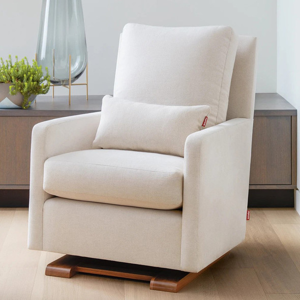 Monte Como Glider with Performance Heathered Fabric