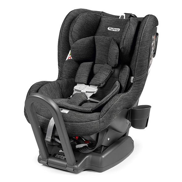 Peg Perego Primo Viaggio Convertible Kinetic Car Seat In Merino Grey