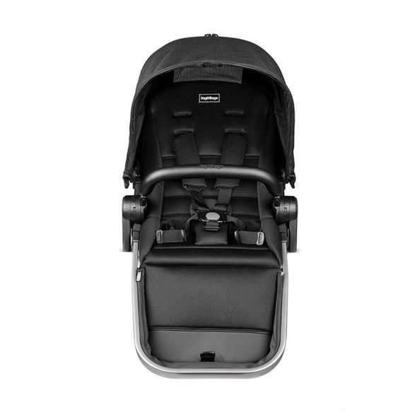 Peg Perego Companion Seat (For Ypsi) In Onyx-Black