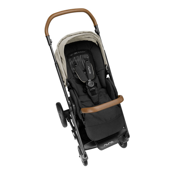 Nuna MIXX Next w/ Magnetic Buckle in Timber