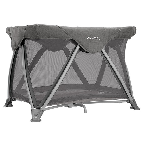Nuna SENA Aire w/ Organic Cotton Sheet in Granite