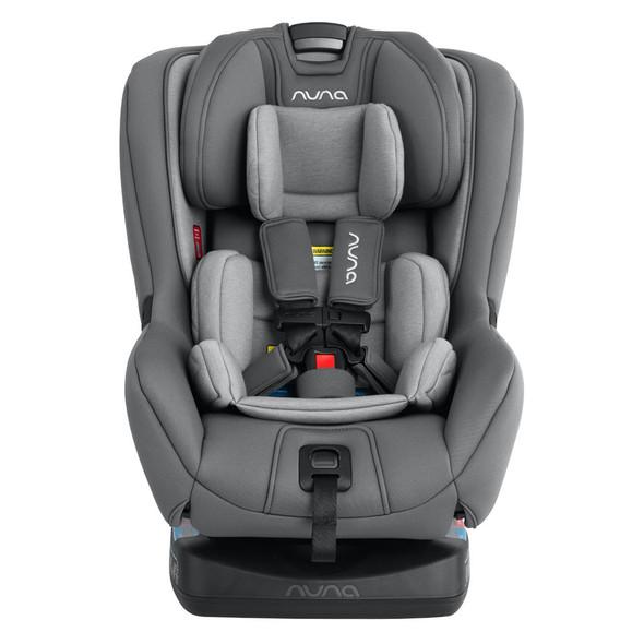 Nuna Rava Convertible Threaded Car Seat in Grey