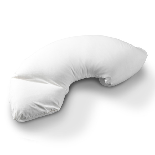 Moonlight Butterfly Breastfeeding Pillow with Organic Cotton Case