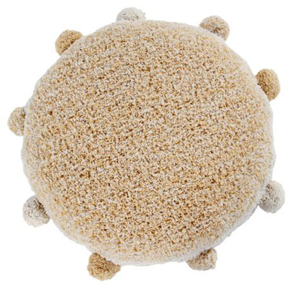 Lorena Canals Floor cushion Bubbly Honey