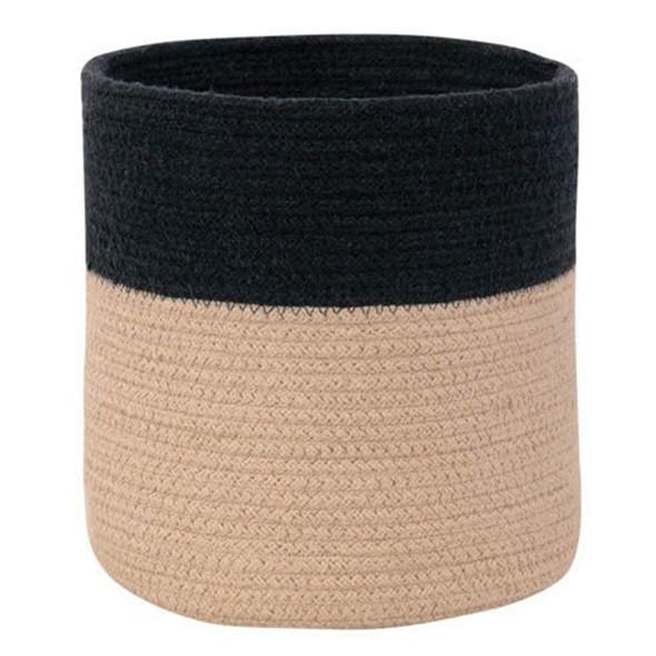 Lorena Canals Basket Dual Black - Linen