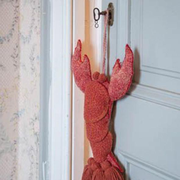 Lorena Canals Door hanger Lobster
