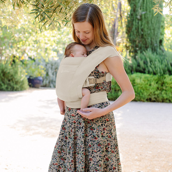 Ergobaby Embrace Baby Carrier in Cream